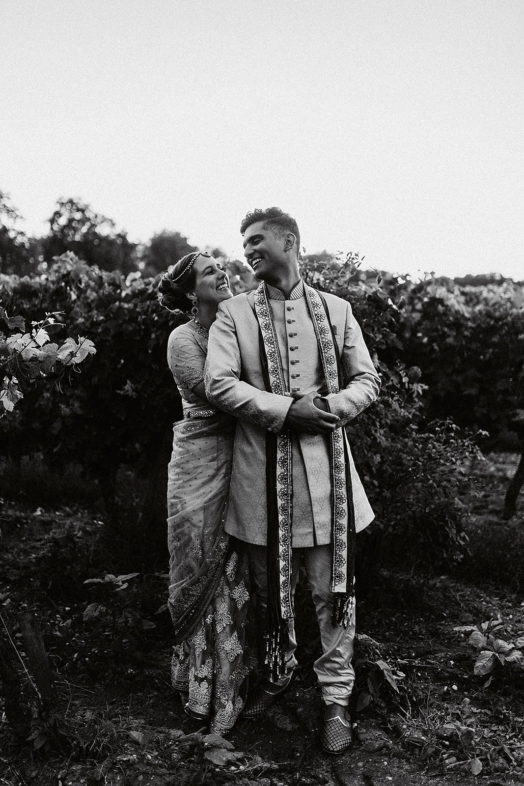 Mariage indien en France