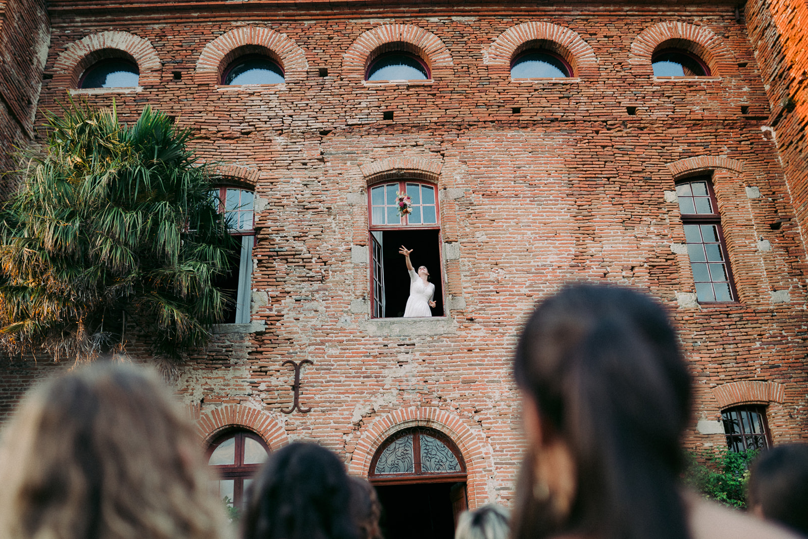 French wedding Toulouse