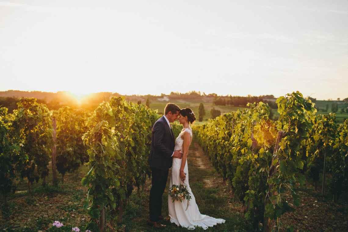 mariage véronika et will