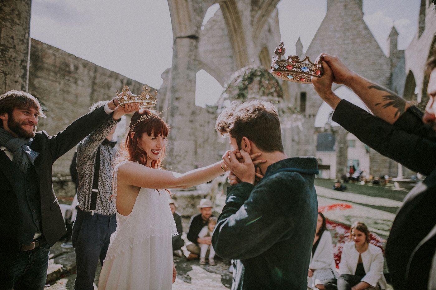 Mariage princier en destination wedding